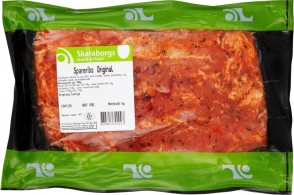 Spareribs, Original